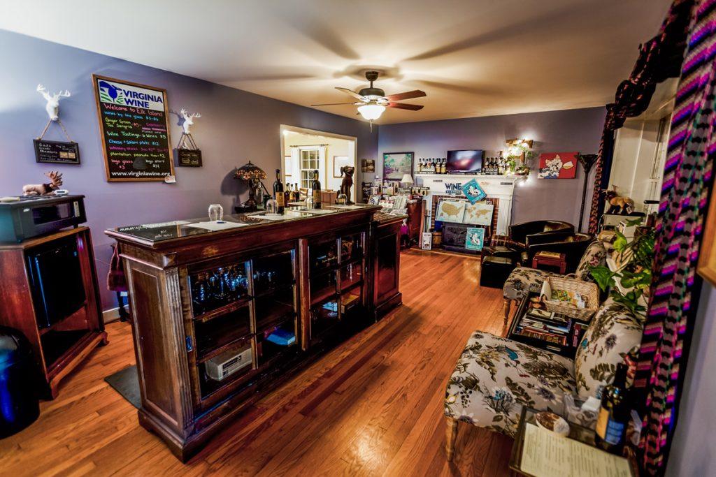 Elk Island - Tasting Room